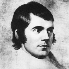 Robert Burns - 25 janvier 1759 (poète et barde écossais)