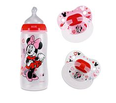 7 Reasons We Love Our New NUK Bottles & Pacifiers! | Disney Baby