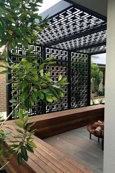 These free pergola plans will help you build that much needed structure in your backyard to give you shade, cover your hot tub, or simply define an outdoor space into something special. Building a pergola can be a simple to… Continue Reading → Diy Pergola, Small Pergola, Metal Pergola, Deck With Pergola, Pergola Shade, Diy Patio, Pergola Kits, Pergola Ideas, Patio Ideas