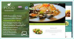 16 Food WordPress Themes With Awesome Designs That Will Leave You Hungry
