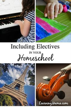 You know you want to provide your children with a well rounded and rich home education. You�ve spent hours researching educational philosophy and homeschool methods. You�ve carefully chosen your homeschool curriculum including math, literature, science, a