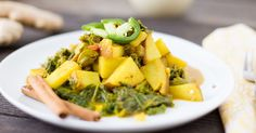 A healthy vegan dish perfect for those who enjoy a kick to their curry.