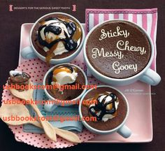 4580 Sticky, Chewy, Messy, Gooey Desserts for the Serious Sweet Tooth | 相片擁有者 usbbookscom