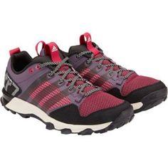 Adidas Kanadia 9 Womens TR 7 Trail Running Shoe Ash Purple Ortholite Traxiontm #Adidas #RunningCrossTraining