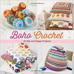 My About.com review of Boho #Crochet book, which was also blogged by @annemariesblog who has patterns in this collection