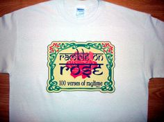 Ramble on Rose Grateful Dead T Shirt by MongoArts on Etsy, $17.00
