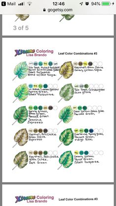 How to color a leaf Coloring Book Art, Coloring Tips, Leaf Coloring, Colouring Pages, Adult Coloring Pages, Colored Pencil Tutorial, Colored Pencil Techniques, Prismacolor, Colouring Techniques