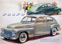 Volvo PV444 - brochure