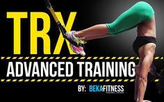 TRX Advanced Fitness Workout - Rebeca Martinez (+playlist)