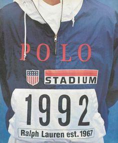 Ralph Lauren 1992 Stadium Jacket