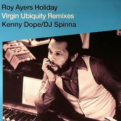 Roy Ayers Roy Ayers, Hip Hop Albums, The Dj, House Music, Music Love, Night Club, Album Covers, Jazz, Dancer