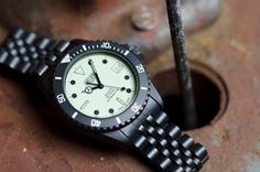 heuer night diver - Google Search