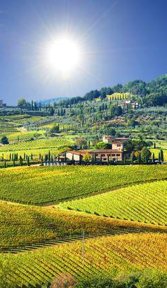 Amazing Tuscany!