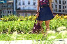 Vem conferir um pouquinho desse primeiro look que usei em Buenos Aires e ver um pouco da cidade no primeiro dia de passeio.