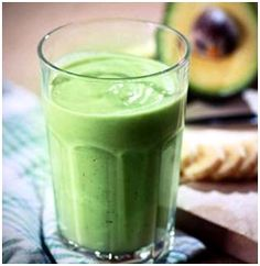 Avocado Banana with Honey Smoothie Recipe - Nutribullet Recipes