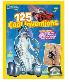 Another great find on #zulily! 125 Cool Inventions Paperback #zulilyfinds
