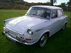 Classic Skoda 1000 Mb Cars for Sale Automobile, 1960s Cars, Automotive Design, Car Car, Monte Carlo, Old Cars, Motor Car, Car Accessories, Cars And Motorcycles