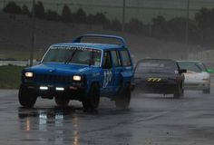 Petty Cash: The Greatest Road-Racing Jeep Cherokee in LeMons History
