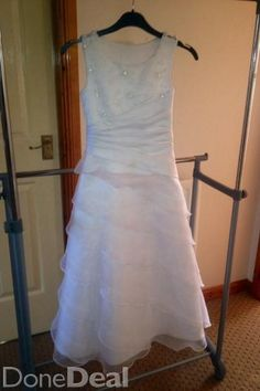 Communion dressFor Sale in Donegal : £90 - DoneDeal.ie
