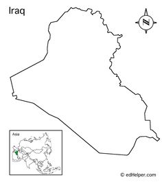 Iraq Geography