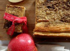 Chutný tvarožník s jablkami