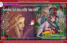 Sincerity without duplicity (Nirvyalīka) (video) HH Romapada Swami Maharaja speaks on SB 3.24.12. Lord Brahma praises his son Kardama Muni for following his instructions with sincerity and wi…