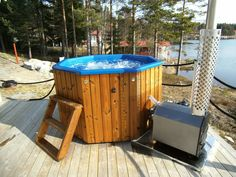 Helsinki, Outdoor Furniture, Outdoor Decor, Hot, Table, Home Decor, Bathing, Decoration Home, Room Decor