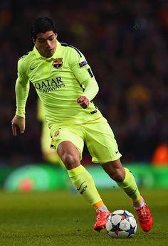 Luis Suarez FC Barcelona and Uruguayan National Team