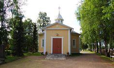 Haaralan kappeli. Raahe