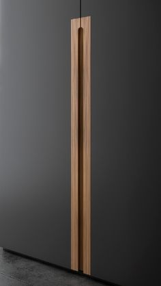 Wardrobe recessed timber hand pull – Famous Last Words Wardrobe Door Designs, Wardrobe Design Bedroom, Bedroom Bed Design, Bedroom Furniture Design, Wardrobe Doors, Closet Designs, Flur Design, Küchen Design, House Design