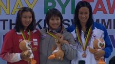 Jasmine Alkhaldi settles for bronze after re-swim | Pinoy Headline dot Com