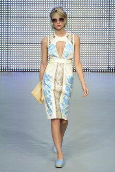 Holly Fulton RTW Spring 2013 - London Fashion Week