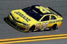 Matt Kenseth wins the pole for Sunday's race from Bristol, TN
