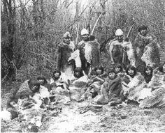 excelentes fotos de aborigenes tierra del fuego 1 - Taringa!