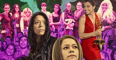 #MONSTASQUADD Forget Ratings. 'Orphan Black' Had the #CloneClub.