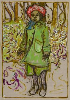 THE GREAT BILLY CHILDISH IN THE FIRST GOOD SHOW AT CARL FREEDMAN