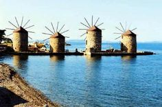 Chios is an island in the eastern Aegean. Is very close to the coast of Asia Minor. Just 3.5 nautical miles separate it from the headland Punta as the peninsula of Eritrea at the height of Cesme. It is the fifth largest island in Greece (904 tetr.chiliometra) with a coastline of 213 km and a population that lives in both the city and port of Chios and 64 villages. Furthermore, Chios has great expatriate community in London and New York.
