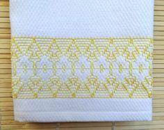 Toalla de té plato sueco de toalla en uva remolino por SnowboundMe