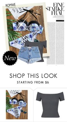 """Untitled #60"" by dajanadajana ❤ liked on Polyvore featuring Oris, Miss Selfridge and Levi's"