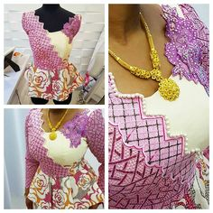 The best collection of 2018 most stylish ankara designs you've been looking for. We have them complete stylish ankara designs 2018 here African Print Dresses, African Fashion Dresses, African Attire, African Wear, African Women, African Dress, Ankara Fashion, African Lace, African Prints