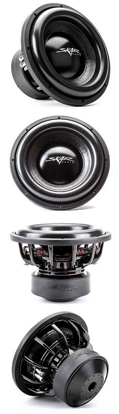 Car Subwoofers: New Skar Audio Evl-12 D2 2500W Max Power Dual 2 Ohm Competition Car Subwoofer -> BUY IT NOW ONLY: $199.99 on eBay!