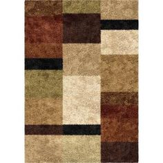 Orian Rugs, Treasure Box Copper 5 ft. 3 in. x 7 ft. 6 in. Indoor Area Rug, 308938 at The Home Depot - Mobile