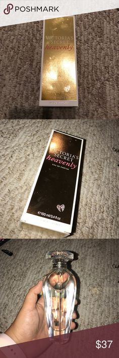 Brand new Victoria's Secret HEAVENLY perfume Brand new, never used, still in box, Victoria's Secret heavenly scent perfume, 3.4 fl oz Victoria's Secret Other