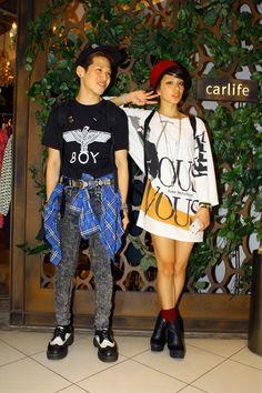 boy + girl / japan