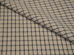 Window Pane Fabric