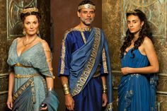 ATLANTIS (2013-2015, BBC1/BBCA TV)
