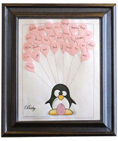 Penguin Theme Guest Book