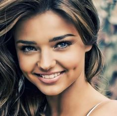 Miranda Kerr. Victoria's Secret is not the same without her.