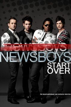 Christian Rock Band. I saw them live once, and ive loved them for the past 4 years
