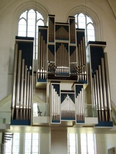 Lübeck Dom - Orgel (Orgelbau: Fa. Marcussen/Dänemark, 1970, III/47)